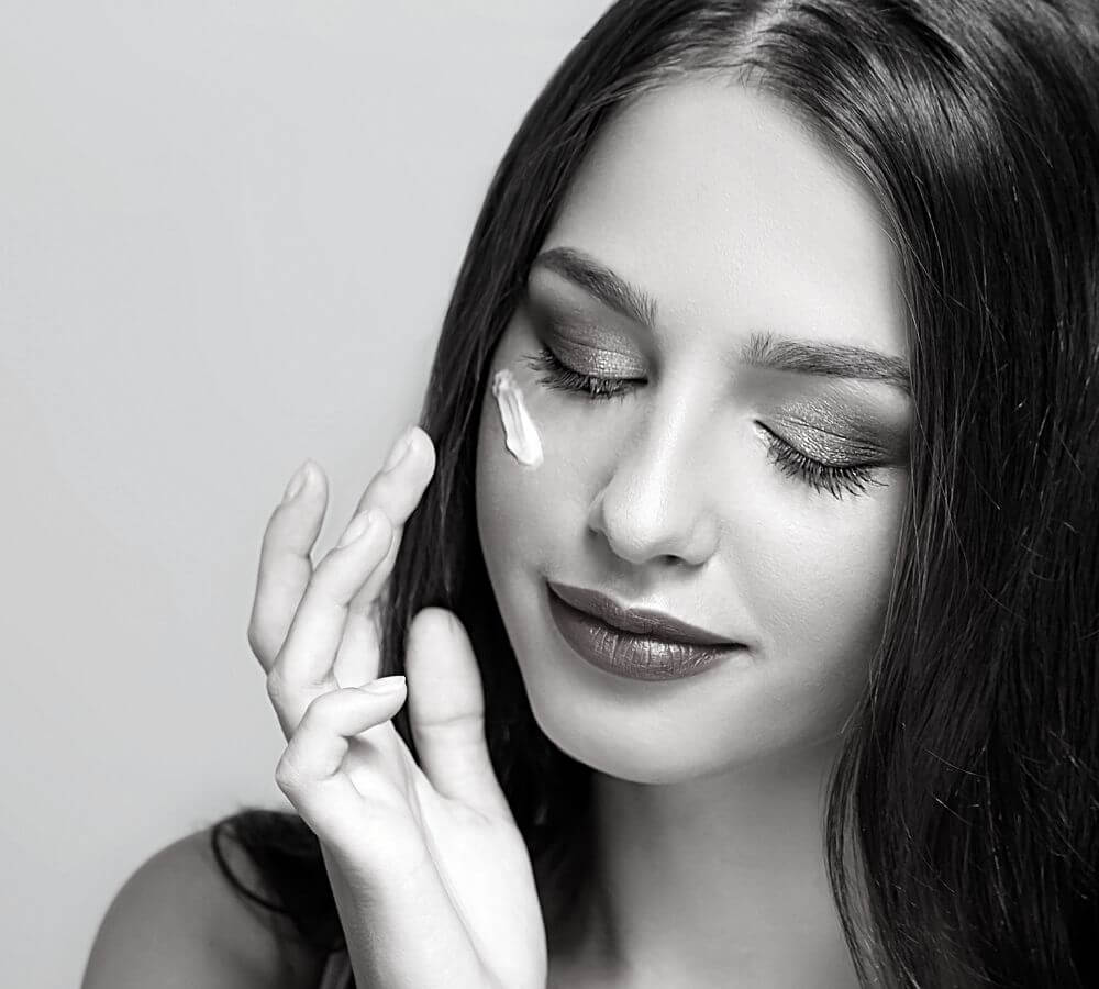 Crème légère visage